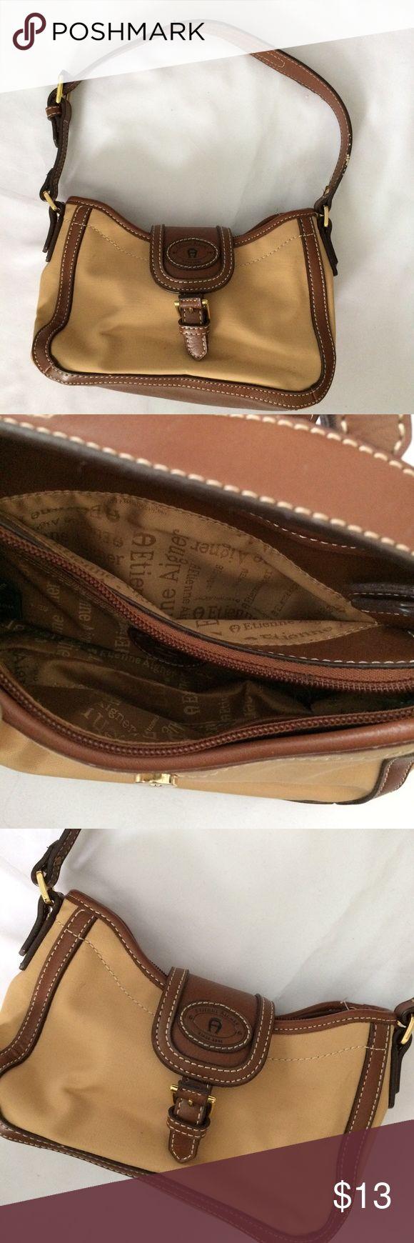 Etienne Aigner Handbag 6 x 9 Handbag Preowned Great Condition Etienne Aigner Bags