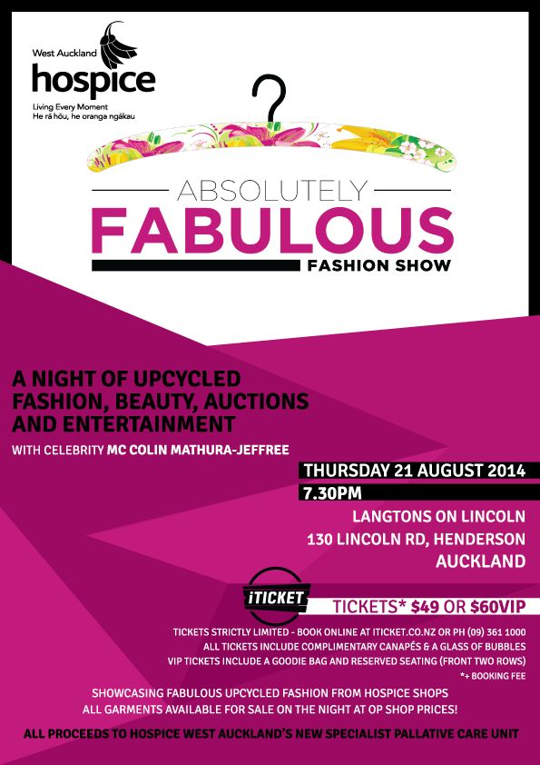 poster  u0026 flyer for charity fashion show on behance