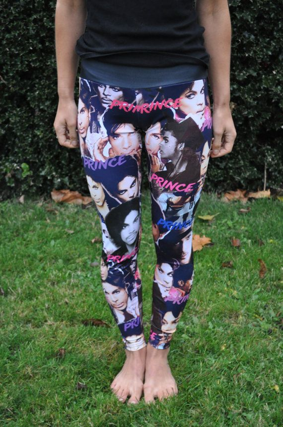 Custom Prince Leggings x1 Large in Stock otherwise Made by Danbine