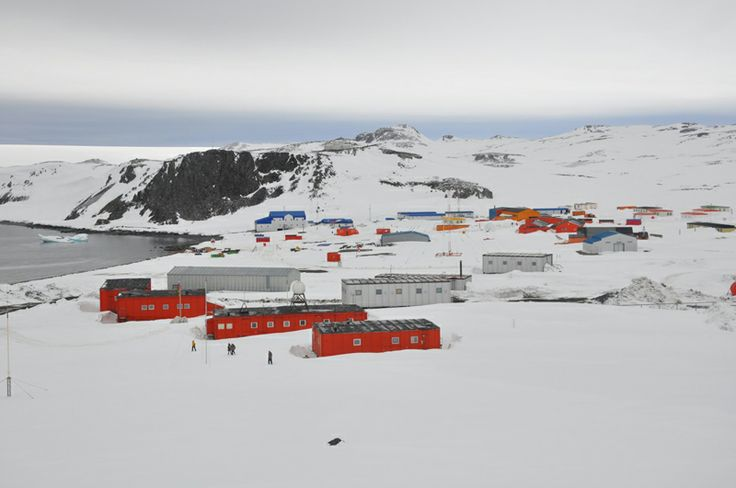 Antártica - Chile