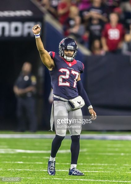 News Photo : Houston Texans strong safety Quintin Demps...