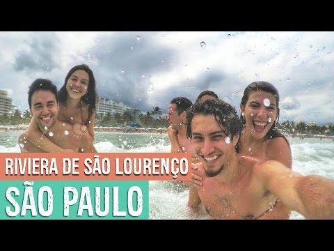 Riviera de São Lourenço (SP) - Carnaval e Jogos! - Duas Passagens - YouTube