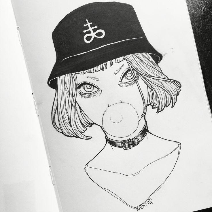 25++ Anime girl bucket hat ideas in 2021