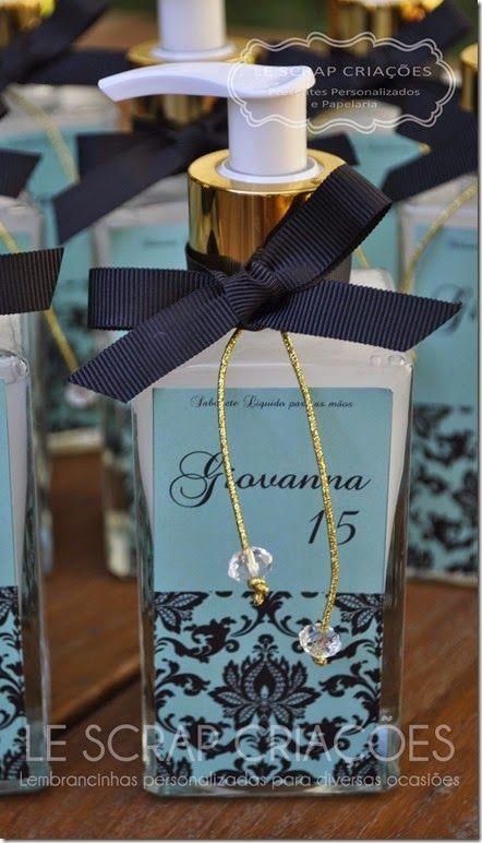 Frasco de sabonete liquido / hidratante / perfume