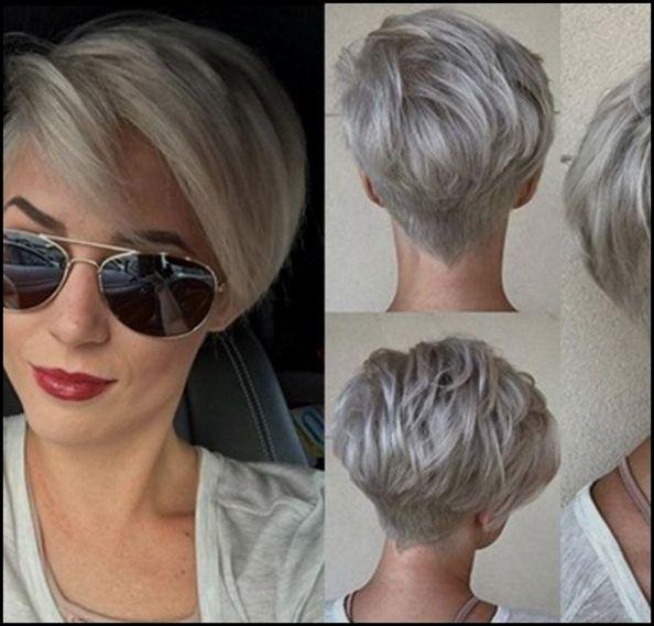 Einzigartige Frisuren Kurz Trend Top Modische Kleider Trendfrisuren Kurzhaarfrisuren Haarschnitt
