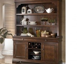 16 Charming Dining Room Hutch Buffet Inspirational