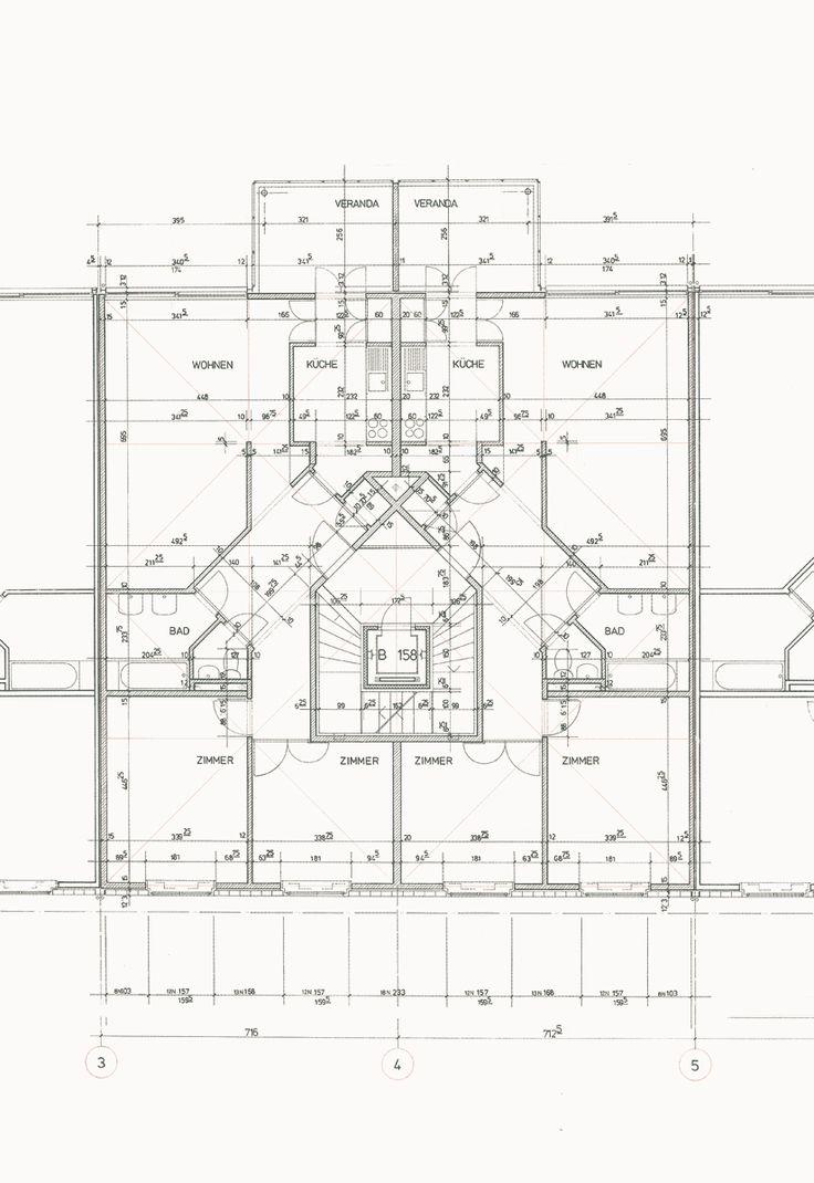 Diener & Diener Architekten - Apartment Buildings Hammerstrasse, Basel