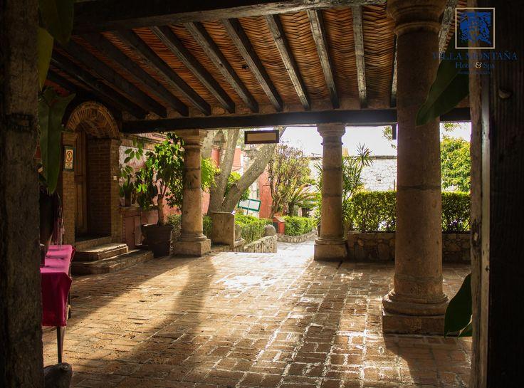 Aprecia cada momento y rincón de Villa Montaña, que todo detalle cuente para que tu semana sea la mejor.  Reserva: (443) 3140018 / 3149696 o 01 800 963 3100  #HotelVillaMontaña Morelia