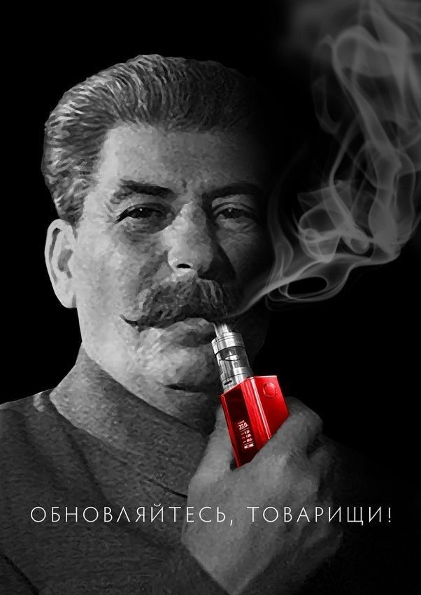 Sexy Lenin & e-smoking Stalin spearhead Russian Communist Party election drive (IMAGES) — RT Viral