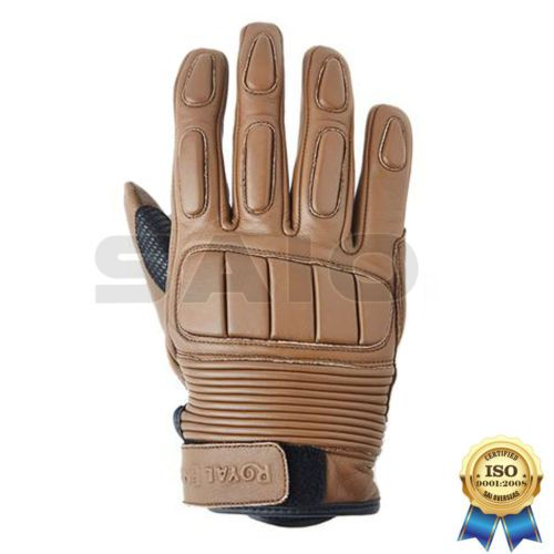100% Genuine Authentic Royal Enfield Clothing Gloves Pair - Size S L XL XXL