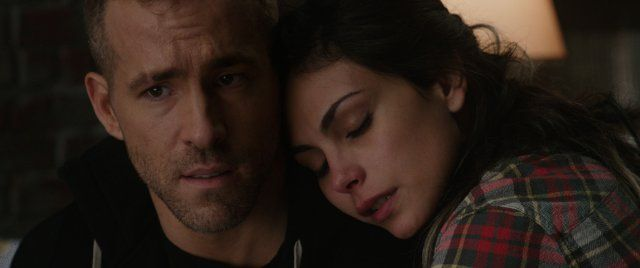 Deadpool (2016) Vanessa and Wade