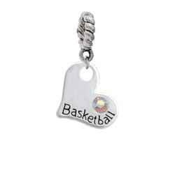 Swarovski has a lot of gifts variation for basketball lover or basketball fans. There are swarovski basketball jewelries, such as necklace, earrings,...