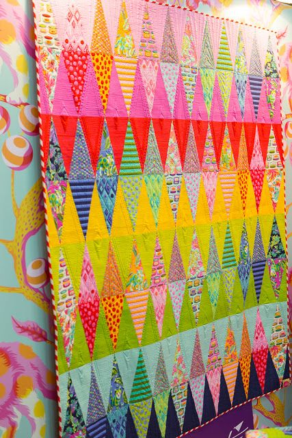 Houston Quilt Market Fall 2016 Recap   Part 3: Free Spirit Fabrics   FabricWorm