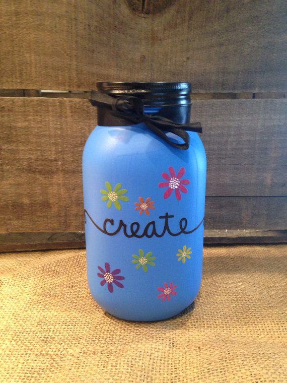 21 best images about mason jar crafts on pinterest jars for Mason jar piggy bank