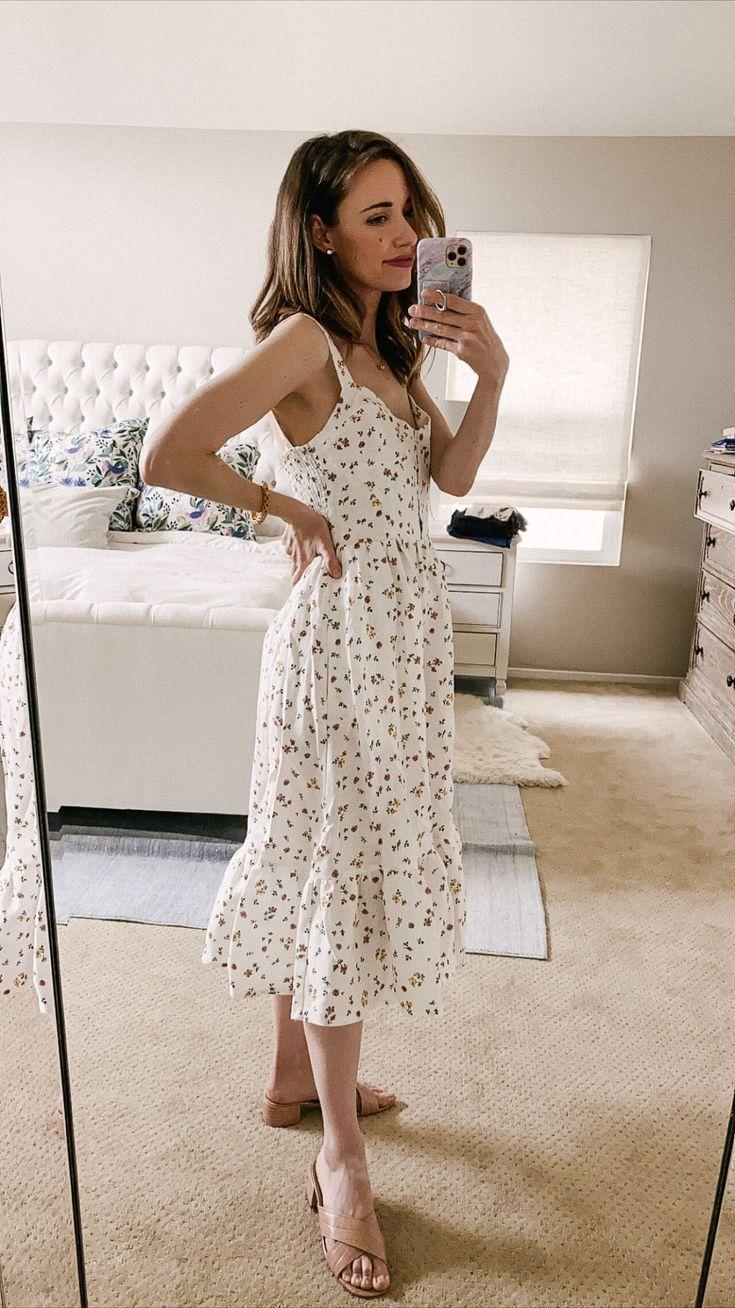 Monthly Recap April 2020 M Loves M Fashion Style Cute Summer Dresses [ 1308 x 735 Pixel ]