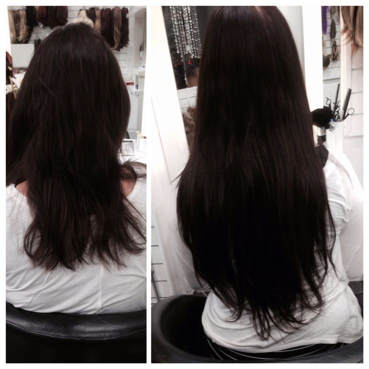 Instant beautiful Halo love hair extensions by superstar