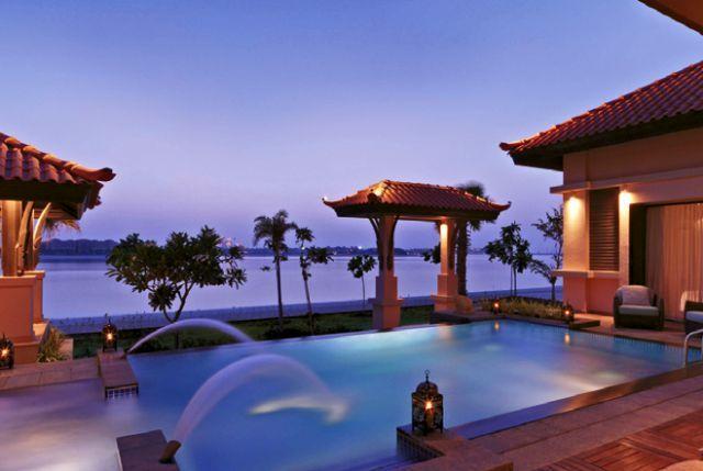 Отель Anantara The Palm 5* (Дубай. Пальмовые острова в ОАЭ). Туры в 2016 году от…