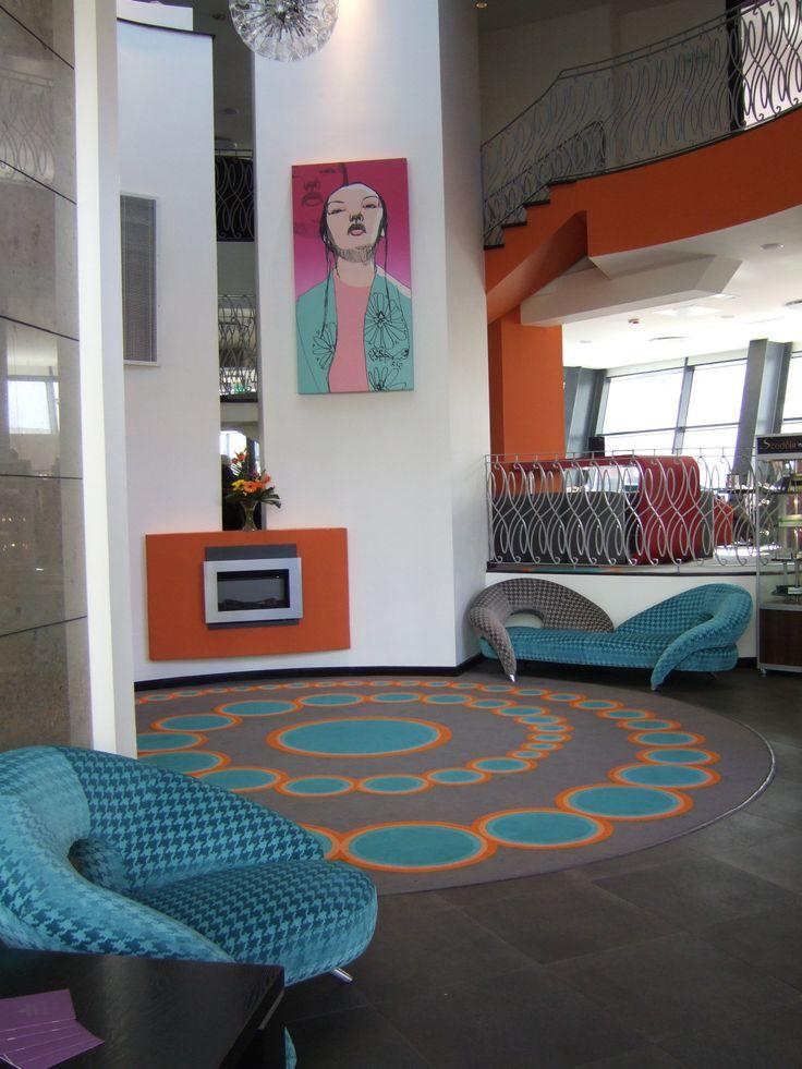 Kobe Fabrics At Glass House Sligo Ireland
