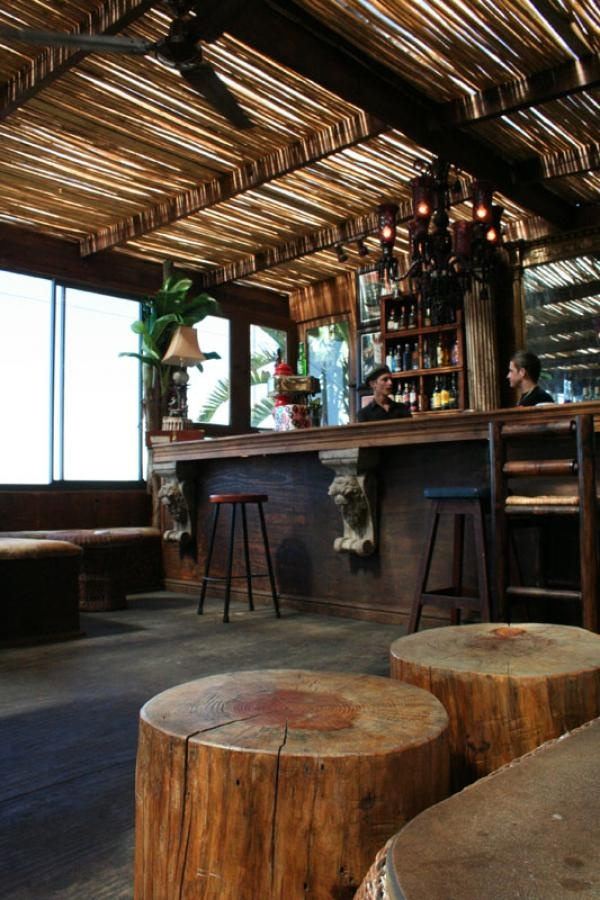 Very Cool bar in Kalk Bay, South Africa
