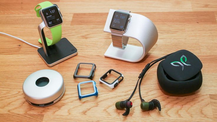 From bands to stands to protective cases, Apple Watch accessories are proliferating. Here are our current top picks.