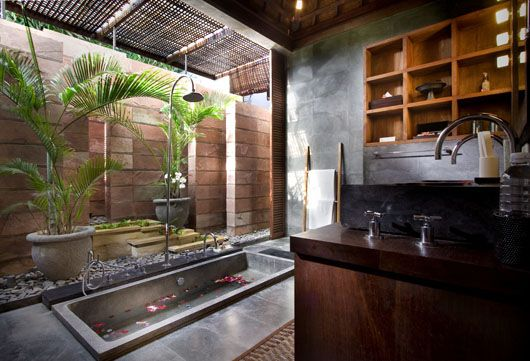 1000 ideas about balinese bathroom on pinterest