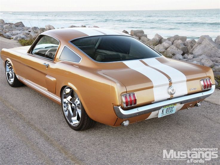 1965 Mustang GT #WhiteMarshFord
