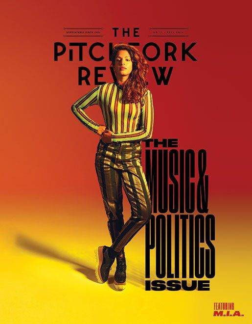 The Pitchfork Review - M.I.A.