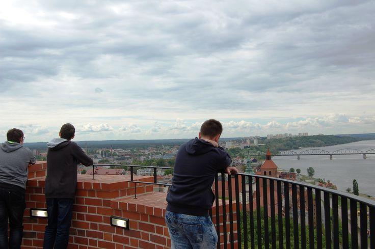 widok z Klimka