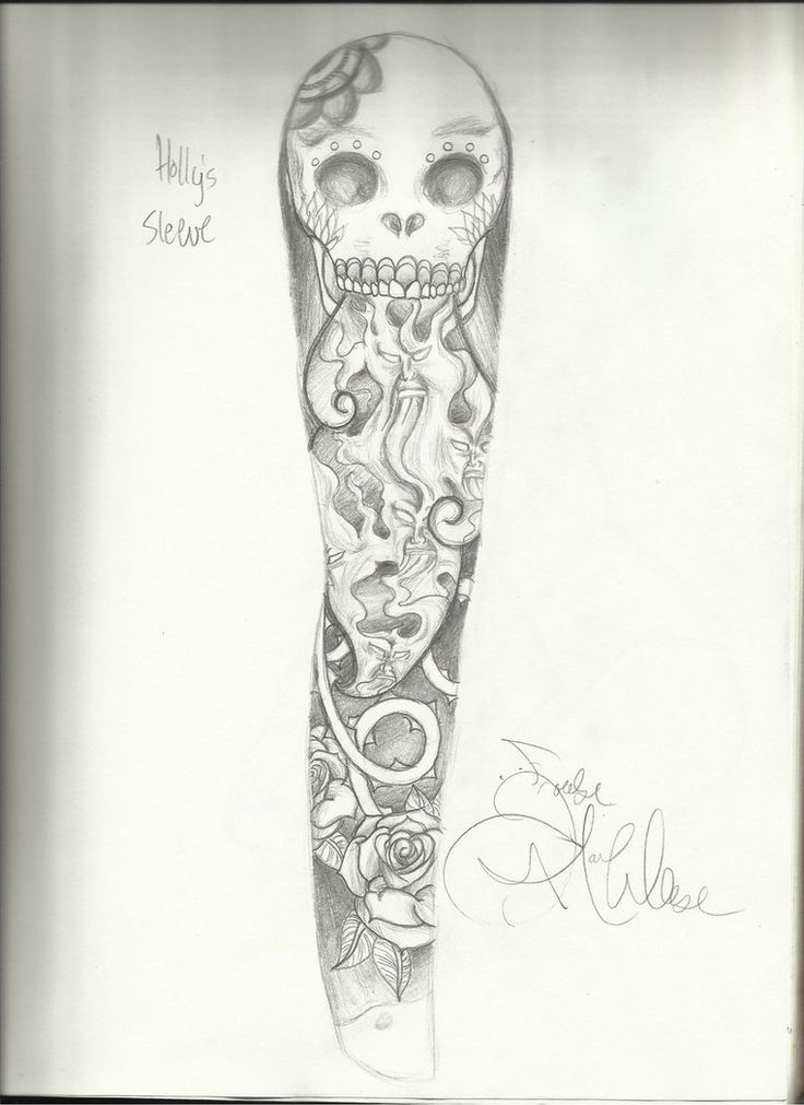 Tattoo Sleeve Sketches: 34 Best Images About Quarter Sleeve Tattoo Sketches On