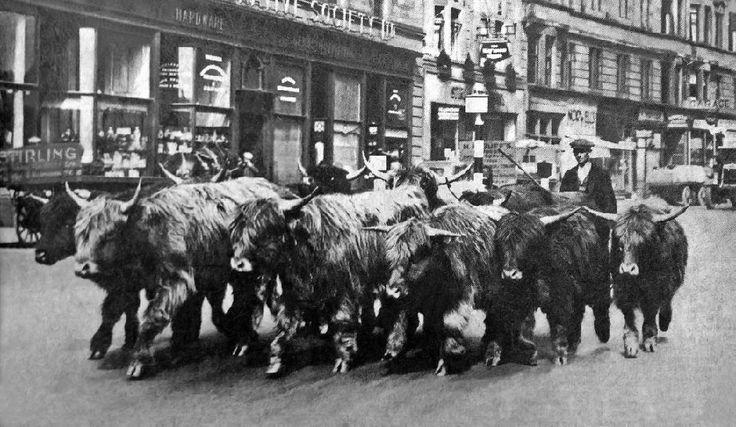 Old image of Barnton Street, Stirling, Scotland