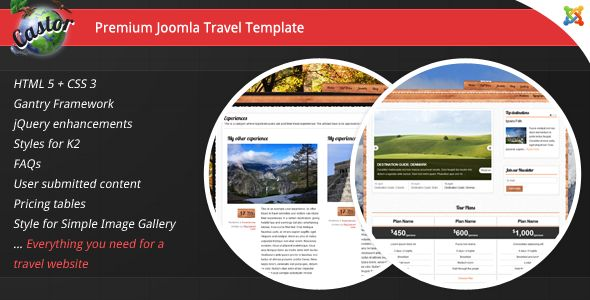 See More Castor - Premium Travel Joomla TemplateWe provide you all shopping site and all informations in our go to store link. You will see low prices on