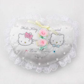 Hello Kitty Wedding Rings   jackie kennedy wedding dress aishwarya rai s wedding vintage wedding ...
