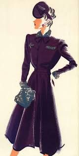 Image result for women's fashion 1930s