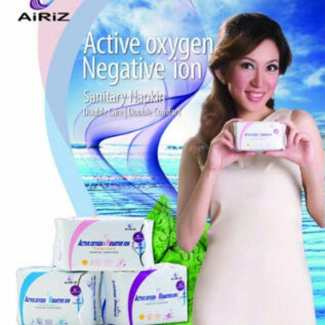 #Airiz untuk kesehatan organ intim wanita. Juga bantu hindari dari resiko kanker serviks.
