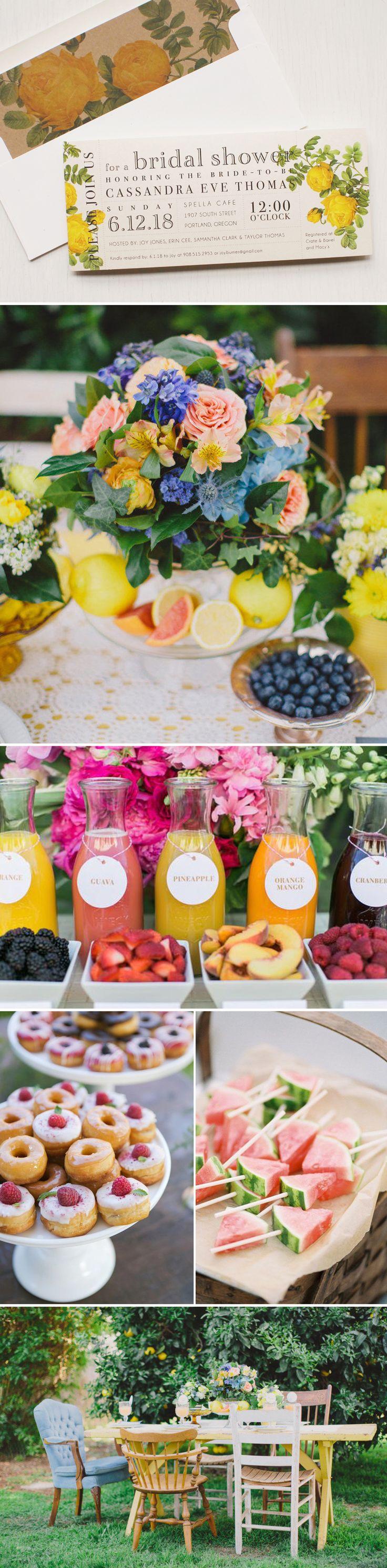 best 10 yellow bridal showers ideas on pinterest kitchen tea