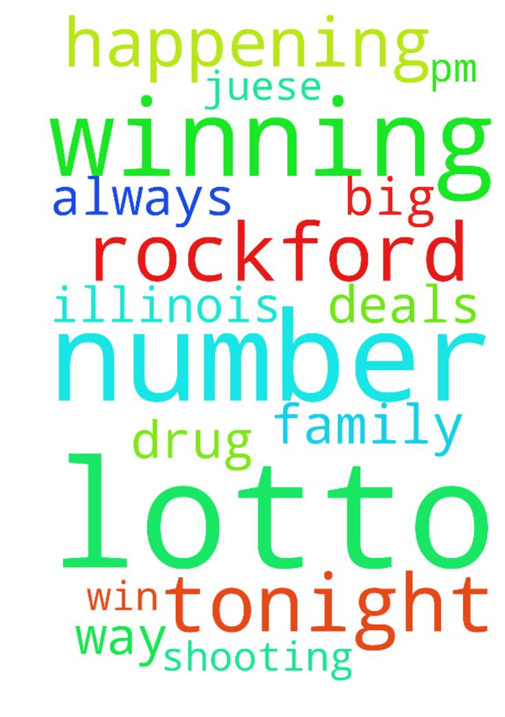 Dear God please let me have the winning lotto number - Dear God please let me have the winning lotto number for tonight at 922pm. That way I can get my family out of Rockford Illinois. There are shooting and drug deals always happening please let me win big Thank you in Juese name Amen Posted at: https://prayerrequest.com/t/Fkg #pray #prayer #request #prayerrequest