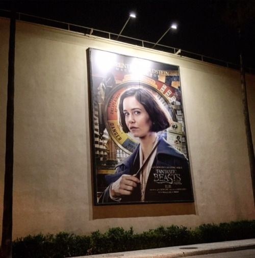 When taking a WB Studio Tour, view the huge murals on the west side of the soundstages. #GlitteratiToursLA