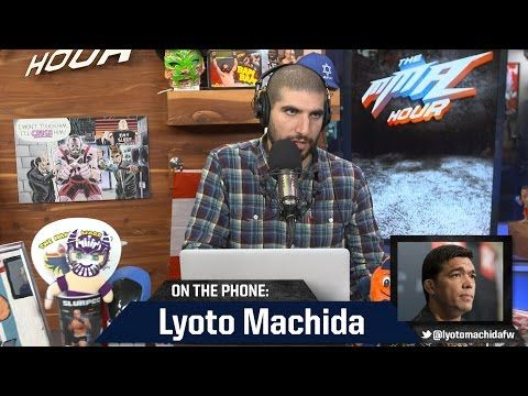 MMA Lyoto Machida Didn't Know Substance Was Banned