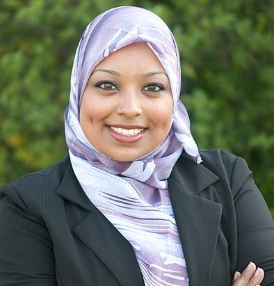 A big congrats to Ginella Massa, the first hijabi news anchor in #Canada. Read her story of how she aims for her goals: