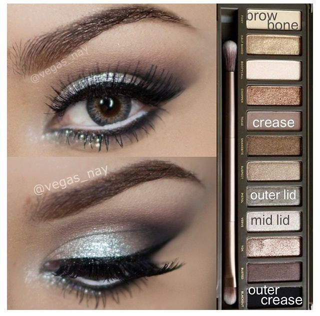 This is naked 2 I think. I have naked 1- similar colors. I think I will do this look on Kenzie for homecoming.