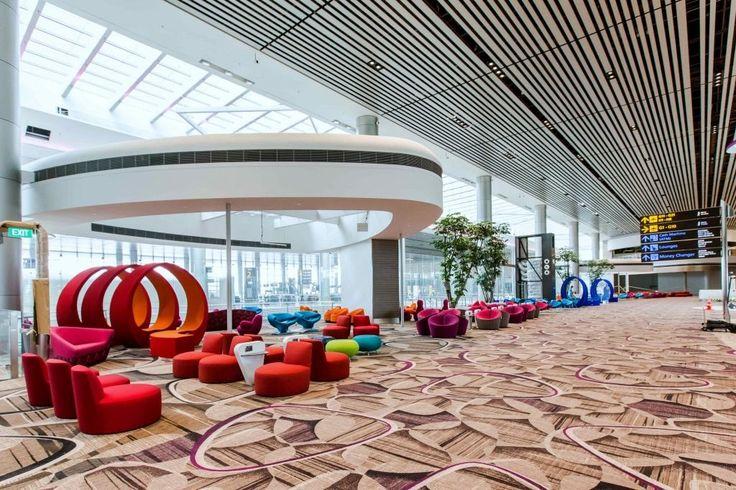 Singapore's Changi Airport Unveils New State-of-the-Art Terminal - Condé Nast Traveler