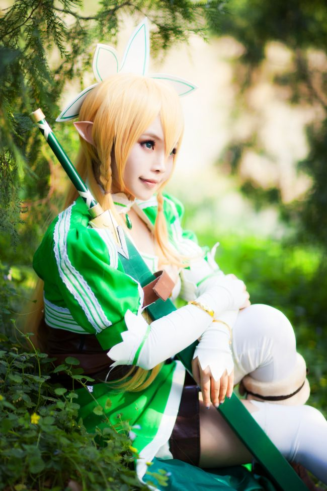 Beautiful Sword Art Online Cosplay