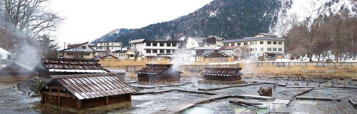 Okunikko Yumoto-onsen Hot Springs – Japan National…