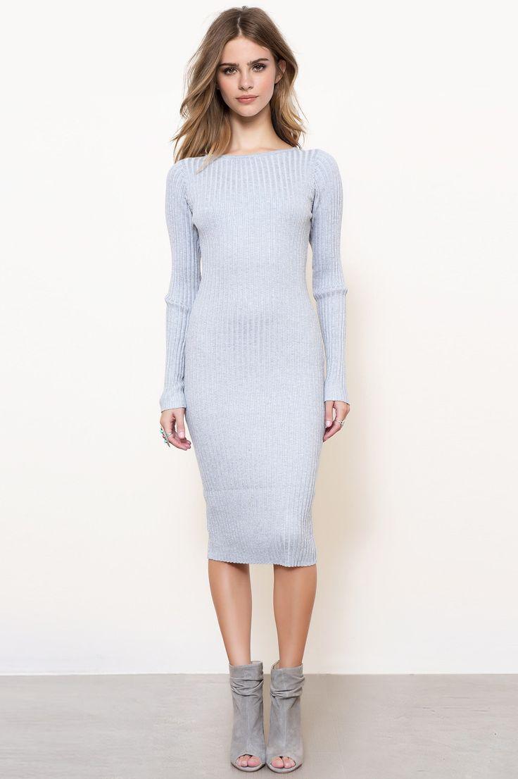 Grey Work Dress image