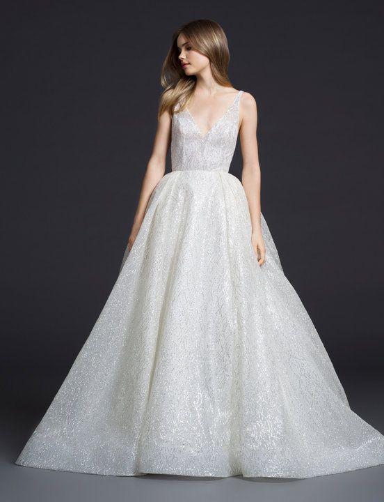 48 best Sparkle Bridal Gowns images on Pinterest | Short wedding ...