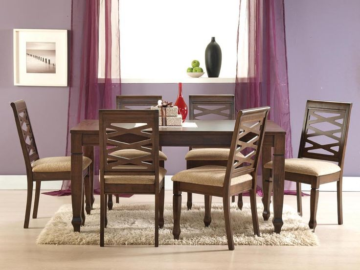 Best dining sets images on pinterest table settings