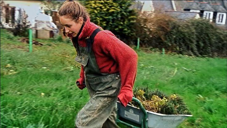 En Bretagne, le combat d'une jeune paysanne. A voir absolument