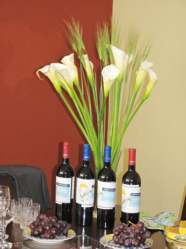 Los Vinos y Flores