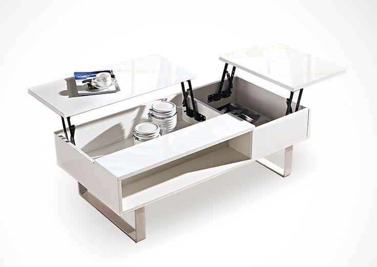 Unique Dual Purpose Coffee Tables