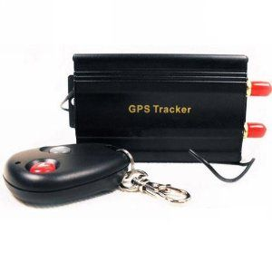 Realtime Spy Vehicle Car GPS Tracker TK103B with Remote Control GSM Alarm Sd Card Slot by BL. $70.99. More models are available  TK102: B0087N8MJS TK102B: B00AH8JUWY TK103: B00AHTDL9Q  Features:  1. Support both GPS & LBS (Location based service).  2. Support SMS/GPRS/Internet Network data transmission (GPRS/Internet instructions includes in CD in package? 3. Support GPRS on-line and GPRS re-connected automatically if GPRS drops.  4. Support SMS / GPRS dual-mode switchi...